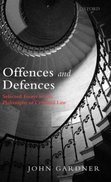 Offences and Defences av John Gardner (Innbundet)