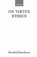 On Virtue Ethics av Rosalind Hursthouse (Heftet)