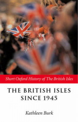 Omslag - The British Isles Since 1945
