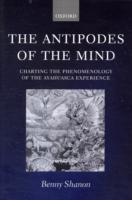 Omslag - The Antipodes of the Mind
