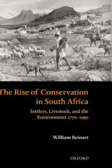 The Rise of Conservation in South Africa av William Beinart (Innbundet)