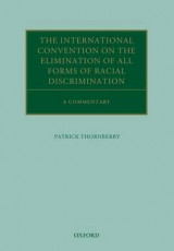 Omslag - The International Convention on the Elimination of All Forms of Racial Discrimination