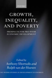 Growth, Inequality, and Poverty av Rolph van der Hoeven (Innbundet)