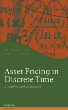 Asset Pricing in Discrete Time av Ser-Huang Poon og Richard Stapleton (Innbundet)