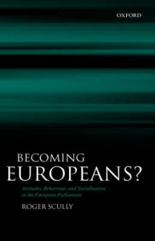 Becoming Europeans? av Roger Scully (Innbundet)