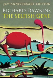 The Selfish Gene av Richard Dawkins (Innbundet)
