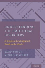 Omslag - Understanding the Emotional Disorders