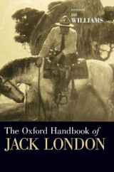 Omslag - The Oxford Handbook of Jack London