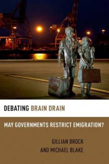 Debating Brain Drain av Michael Blake og Gillian Brock (Heftet)