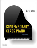 Omslag - Contemporary Class Piano