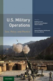 U.S. Military Operations av General Stanley A. McChrystal (Innbundet)