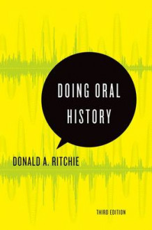 Doing Oral History av Donald A. Ritchie (Heftet)