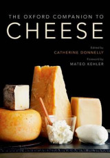 Omslag - The Oxford Companion to Cheese
