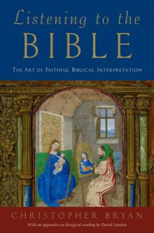 Listening to the Bible av Christopher Bryan og David Landon (Innbundet)