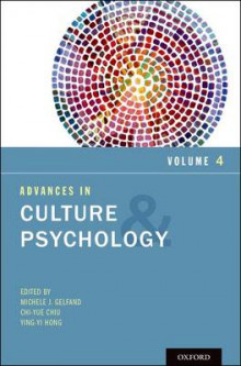 Advances in Culture and Psychology: Volume 4 av Ying-Yi Hong (Innbundet)