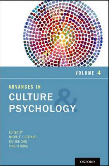 Advances in Culture and Psychology (Heftet)