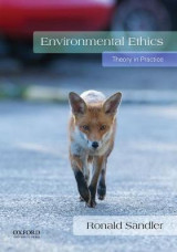 Omslag - Environmental Ethics