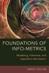 Omslag - Foundations of Info-Metrics