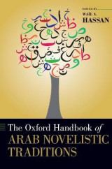 Omslag - The Oxford Handbook of Arab Novelistic Traditions