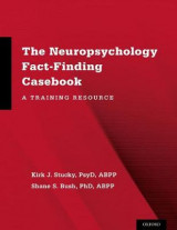 Omslag - The Neuropsychology Fact-Finding Casebook