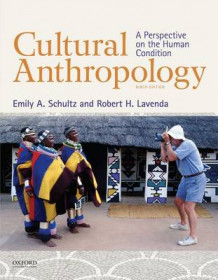 Cultural Anthropology av Professor of Anthropology Emily A Schultz og Professor of Anthropology Robert H Lavenda (Heftet)