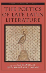 Omslag - The Poetics of Late Latin Literature