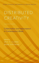 Omslag - Distributed Creativity