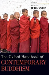 Omslag - The Oxford Handbook of Contemporary Buddhism