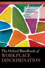 Omslag - The Oxford Handbook of Workplace Discrimination