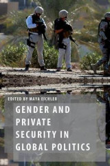 Omslag - Gender and Private Security in Global Politics