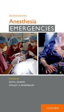 Anesthesia Emergencies (Heftet)