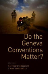 Omslag - Do the Geneva Conventions Matter?