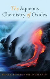 Omslag - The Aqueous Chemistry of Oxides