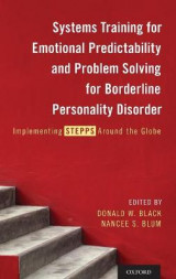 Omslag - Systems Training for Emotional Predictability and Problem Solving for Borderline Personality Disorder