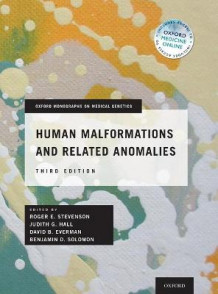 Human Malformations and Related Anomalies (Innbundet)