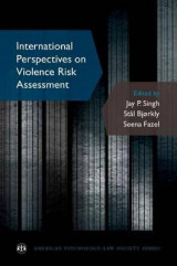 Omslag - International Perspectives on Violence Risk Assessment