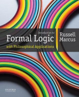 Omslag - An Introduction to Formal Logic with Philosophical Applications