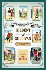 Omslag - The Complete Annotated Gilbert & Sullivan