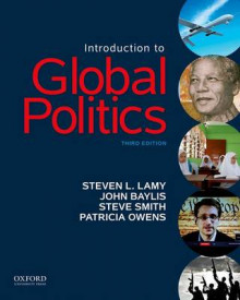 Introduction to Global Politics av Steven L. Lamy, John Baylis, Steve Smith og Patricia Owens (Heftet)