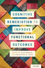 Omslag - Cognitive Remediation to Improve Functional Outcomes