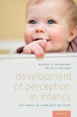 Omslag - Development of Perception in Infancy