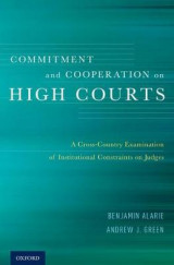 Omslag - Commitment and Cooperation on High Courts