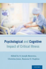 Omslag - Psychological and Cognitive Impact of Critical Illness