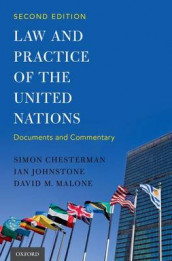 Law and Practice of the United Nations av Simon Chesterman, Ian Johnstone og David M. Malone (Heftet)
