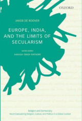 Omslag - Europe, India and the Limits of Secularism