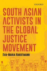 Omslag - South Asian Activists in the Global Justice Movement