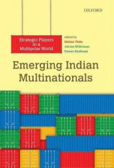Omslag - Emerging Indian Multinationals