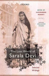 Omslag - The Lost World of Sarala Devi