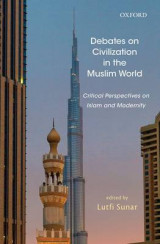 Omslag - Debates on Civilization in the Muslim World