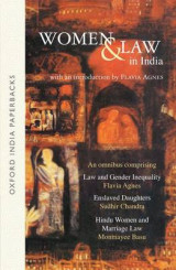 Omslag - Women and Law in India